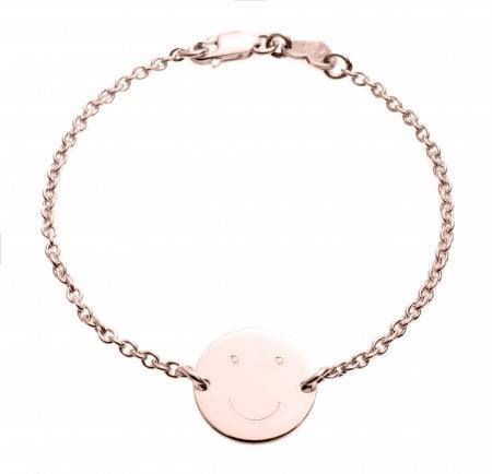 Bracelet_Smiley_pink