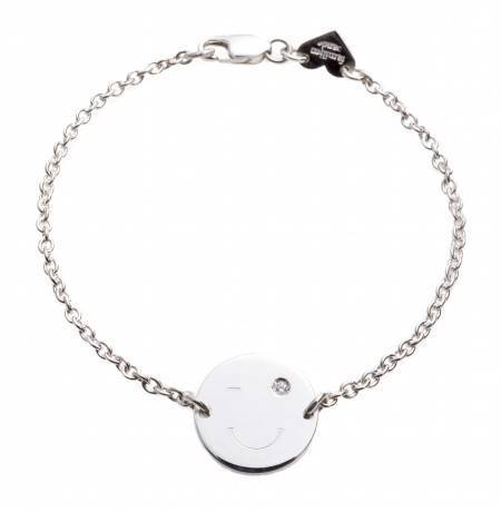 Bracelet_smiley_BLINK_silver