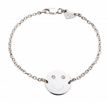 Bracelet_smiley_deluxe_silver