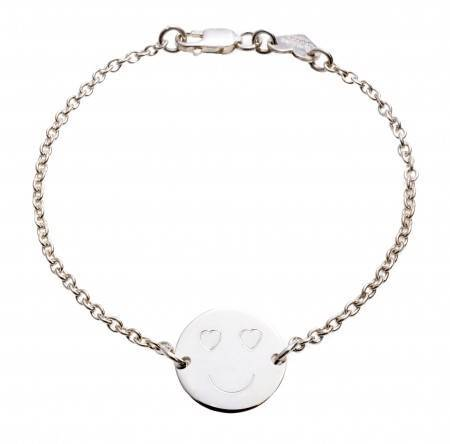 Bracelet_smiley_hearts_silver