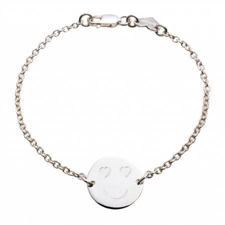 Bracelet_smiley_hearts_silver