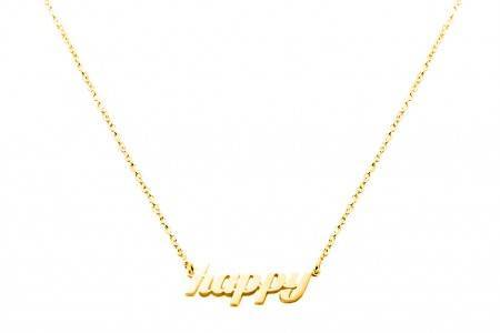 HAPPY_gold