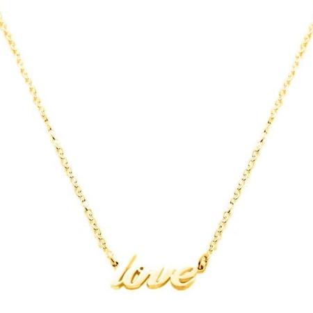 LOVE_gold