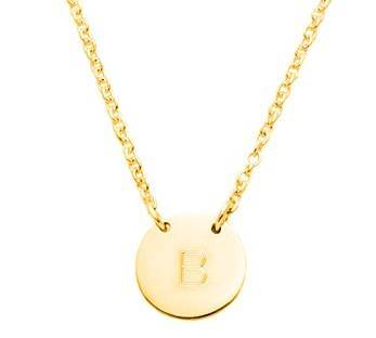 Necklace_1medal_InBetween_gold_SCHNITT