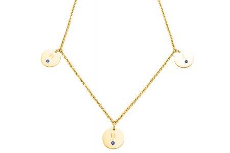 necklace_gold_3circle_diamonds_zafiro-kopie