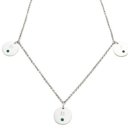 necklace_silver_3circle_diamonds_esmeralda-kopie
