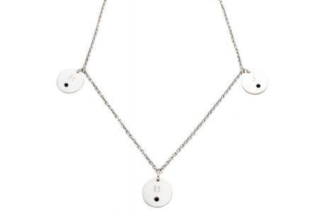 necklace_silver_3circle_diamonds_negre-kopie