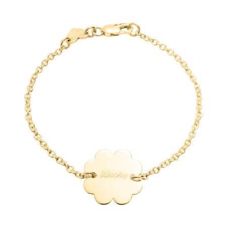 Bracelet2,2_clover_gold