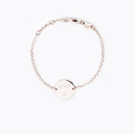 romy pulsera Rosa